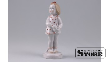 Фарфоровая статуэтка «Да, Мама!» талисман на послушных детей