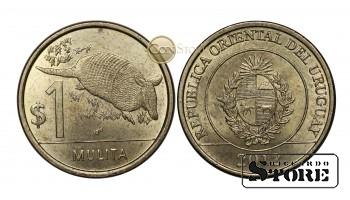 Уругвай , 1 песо , 2012 год