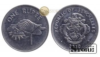 Сейшелы , 1 рупия 2010 год