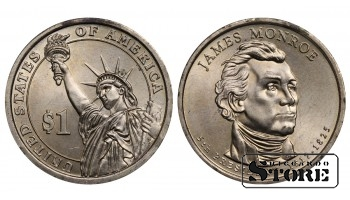 1797-1801 USA United States of America (1981 - 2021) Coin Coinage Standard 1 dollar KM#426 #US483