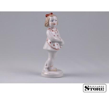 Фарфоровая статуэтка Да, Мама! вид 4, талисман на послушных детей
