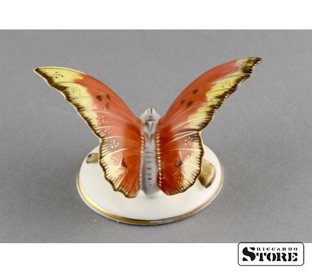 Фарфоровая статуэтка Бабочка, Пёстрая, вид 1