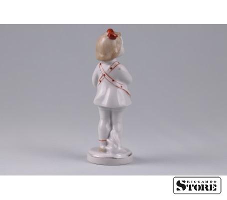 Фарфоровая статуэтка Да, Мама! вид 3, талисман на послушных детей